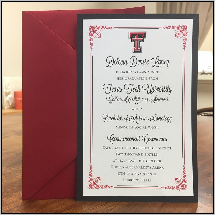 Fast Graduation Announcements