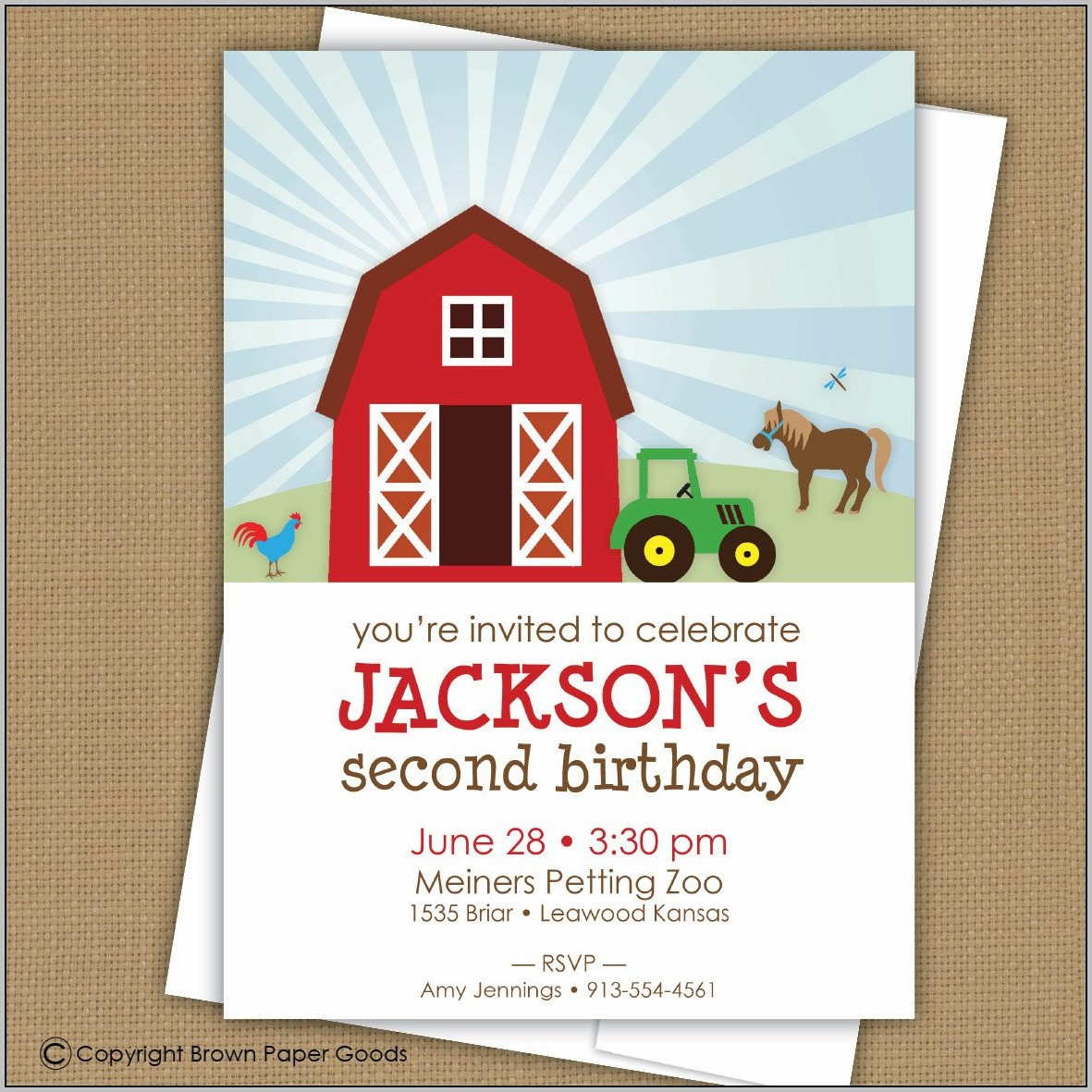 Free Birthday Invitation Templates Farm