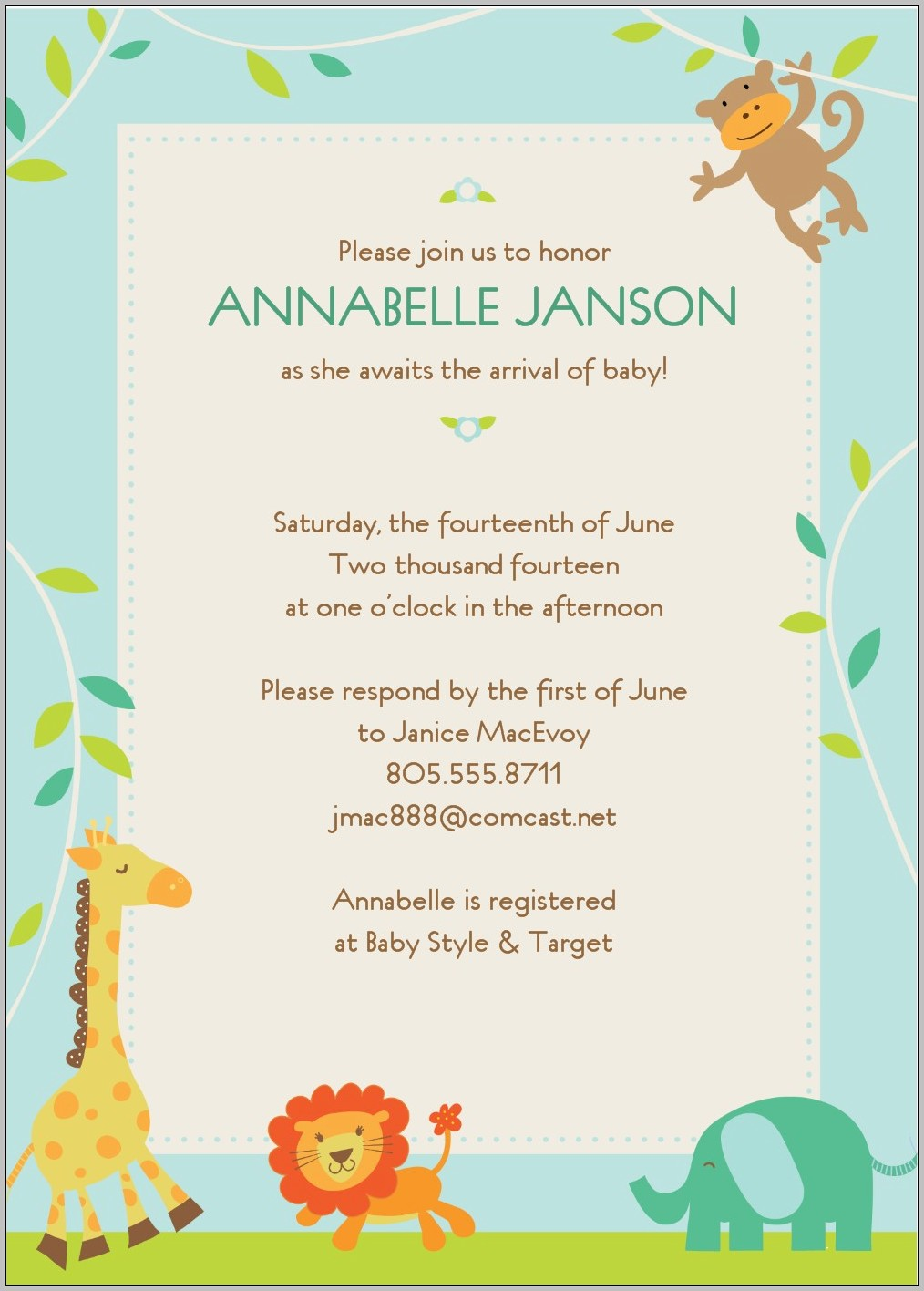 Free Birthday Invitation Templates Uk