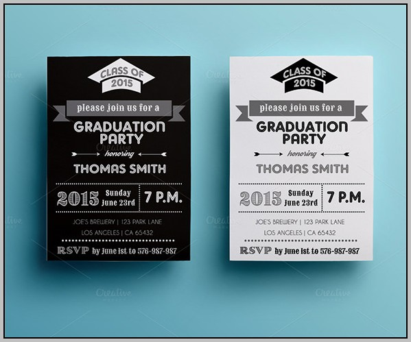 Free Graduation Card Templates