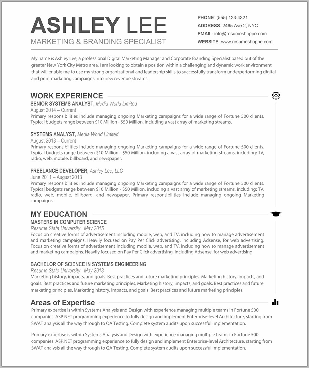 Resume Template Resume Template Free For Mac Free Resume Template For Free Download Resume Templates