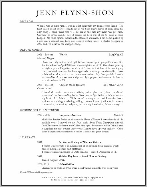 Sample Resume For Administrative Assistant Position With No Experience