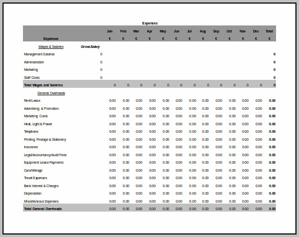 Business Spreadsheets Excel Spreadsheet Templates
