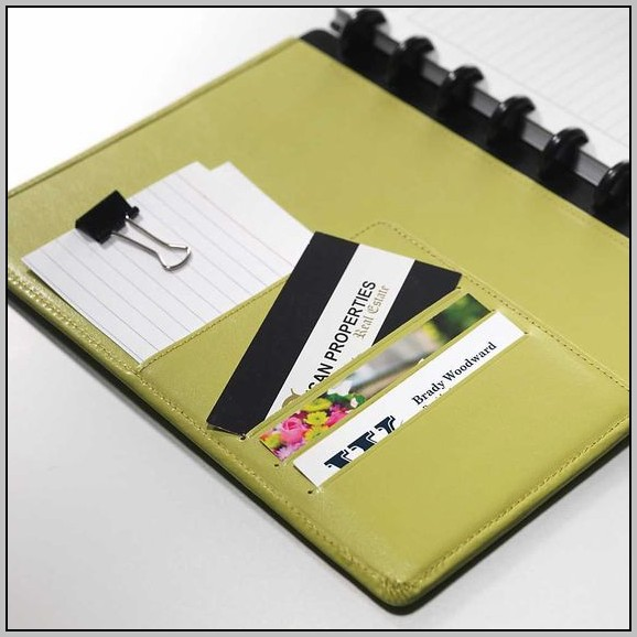 Arc Customizable Notebook Accessories