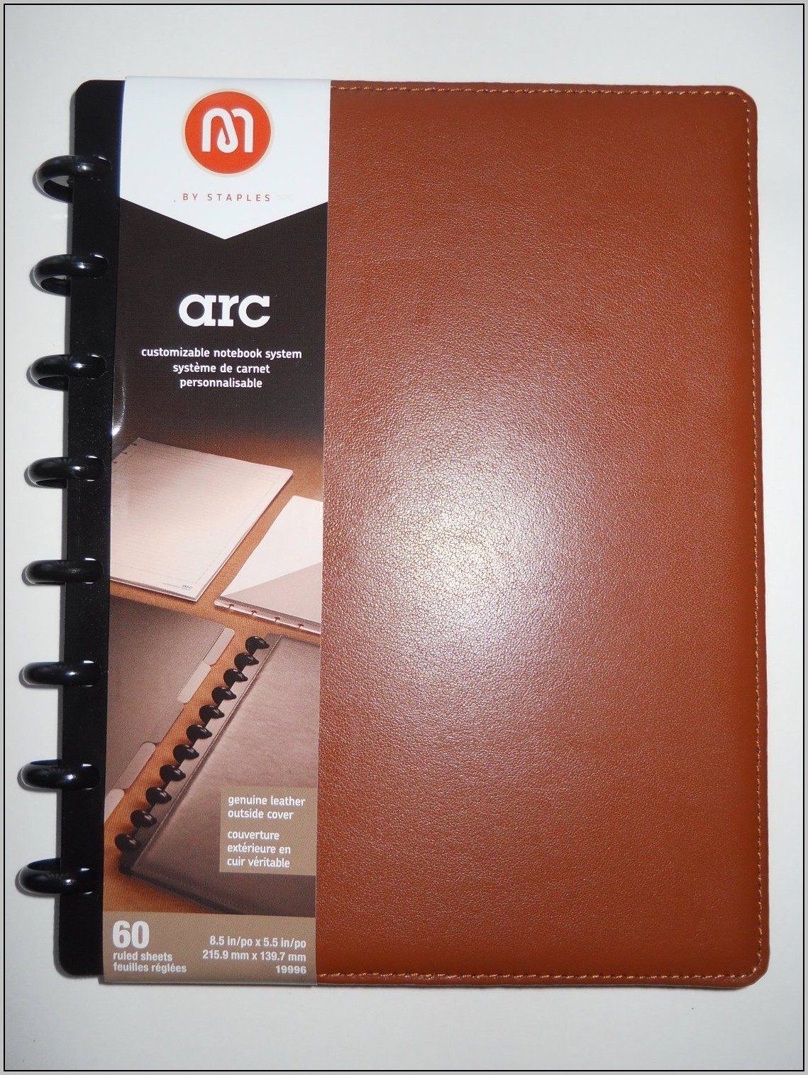 Arc Customizable Notebook Canada