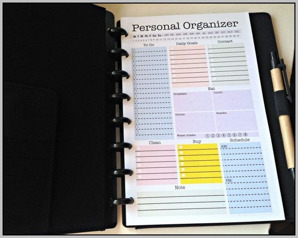 Arc Daily Planner