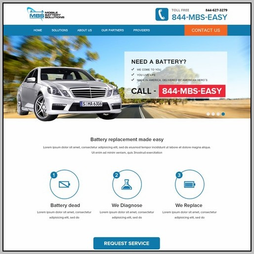 Automotive Website Providers