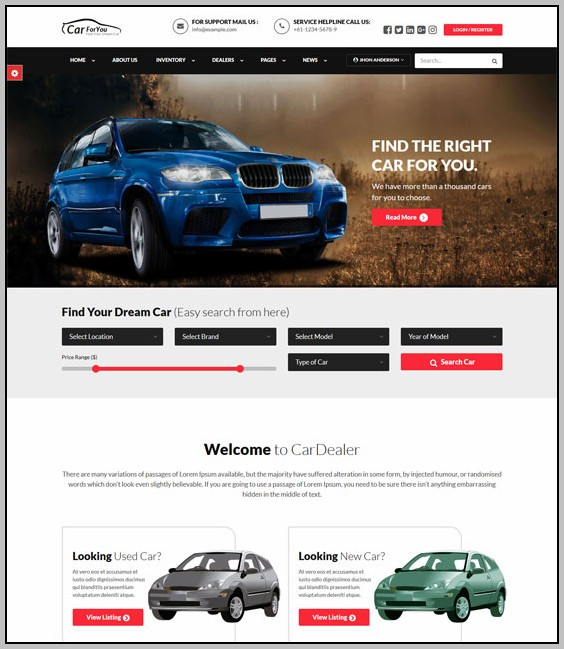 Best Auto Website