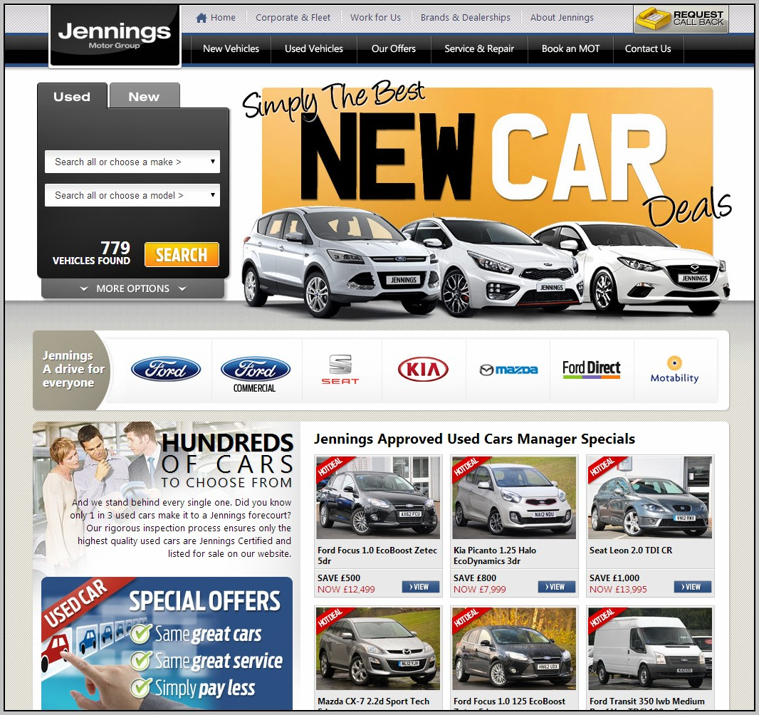 Best Car Dealer Sites