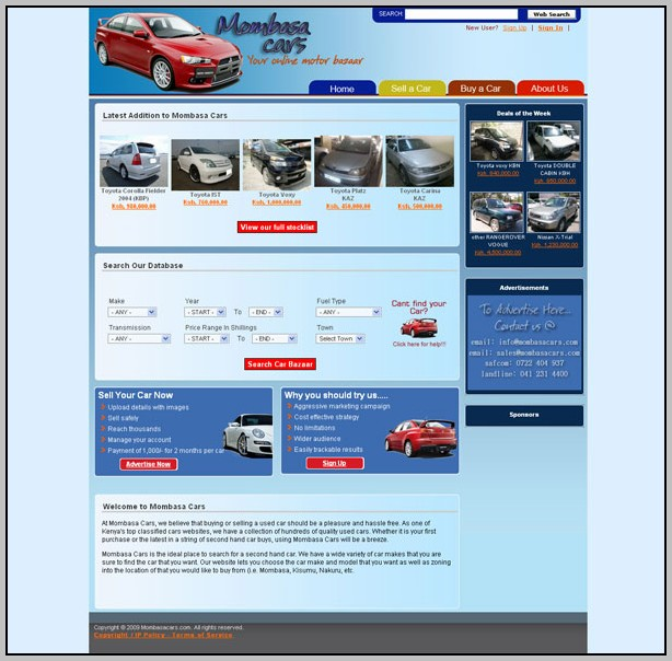 Best Car Finder Website