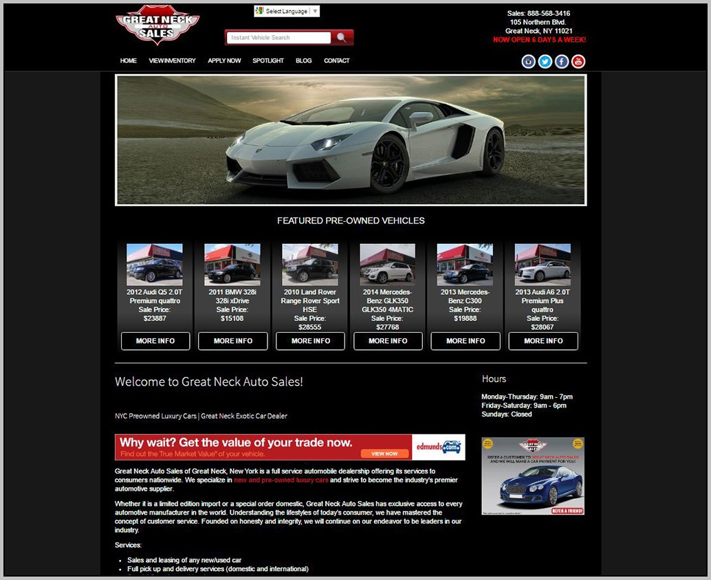 Best Online Car Dealer Sites