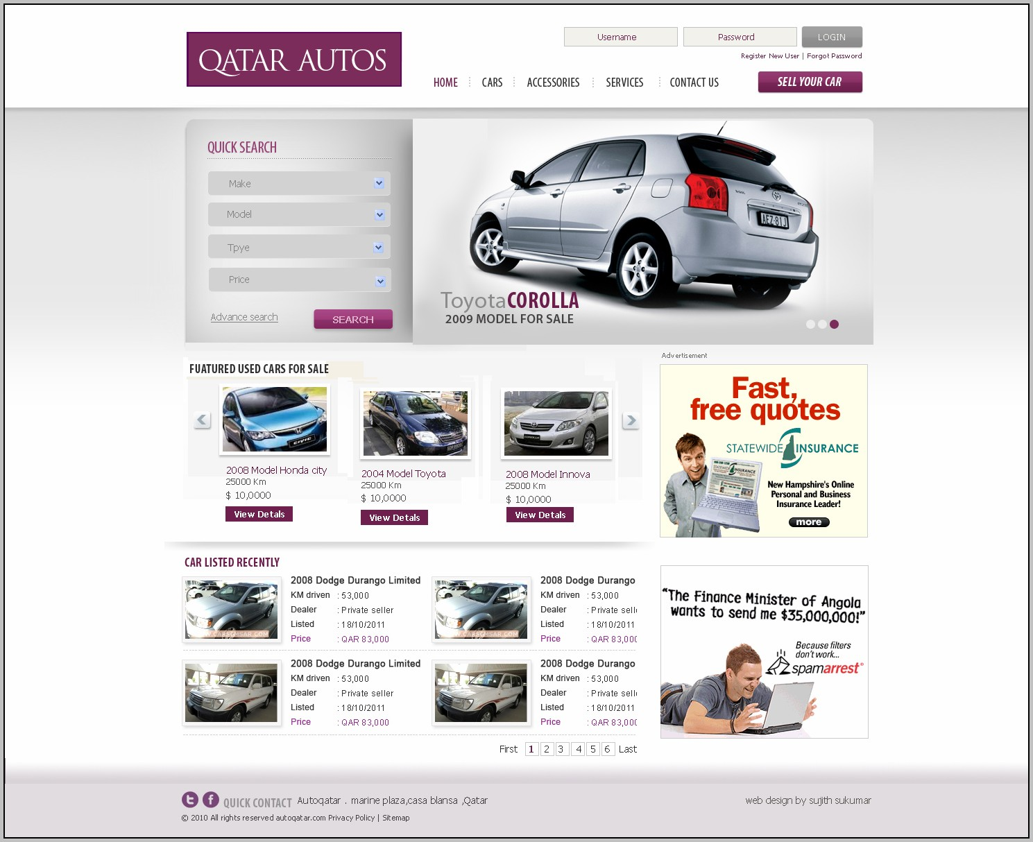 Best Online Car Sales Website