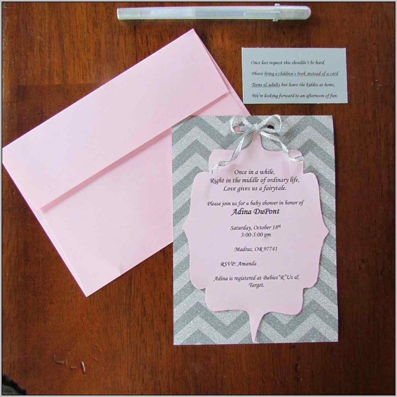 Best Place To Order Bridal Shower Invitations
