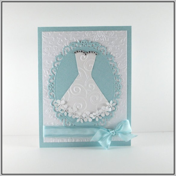 Bridal Shower Cards For The Bride