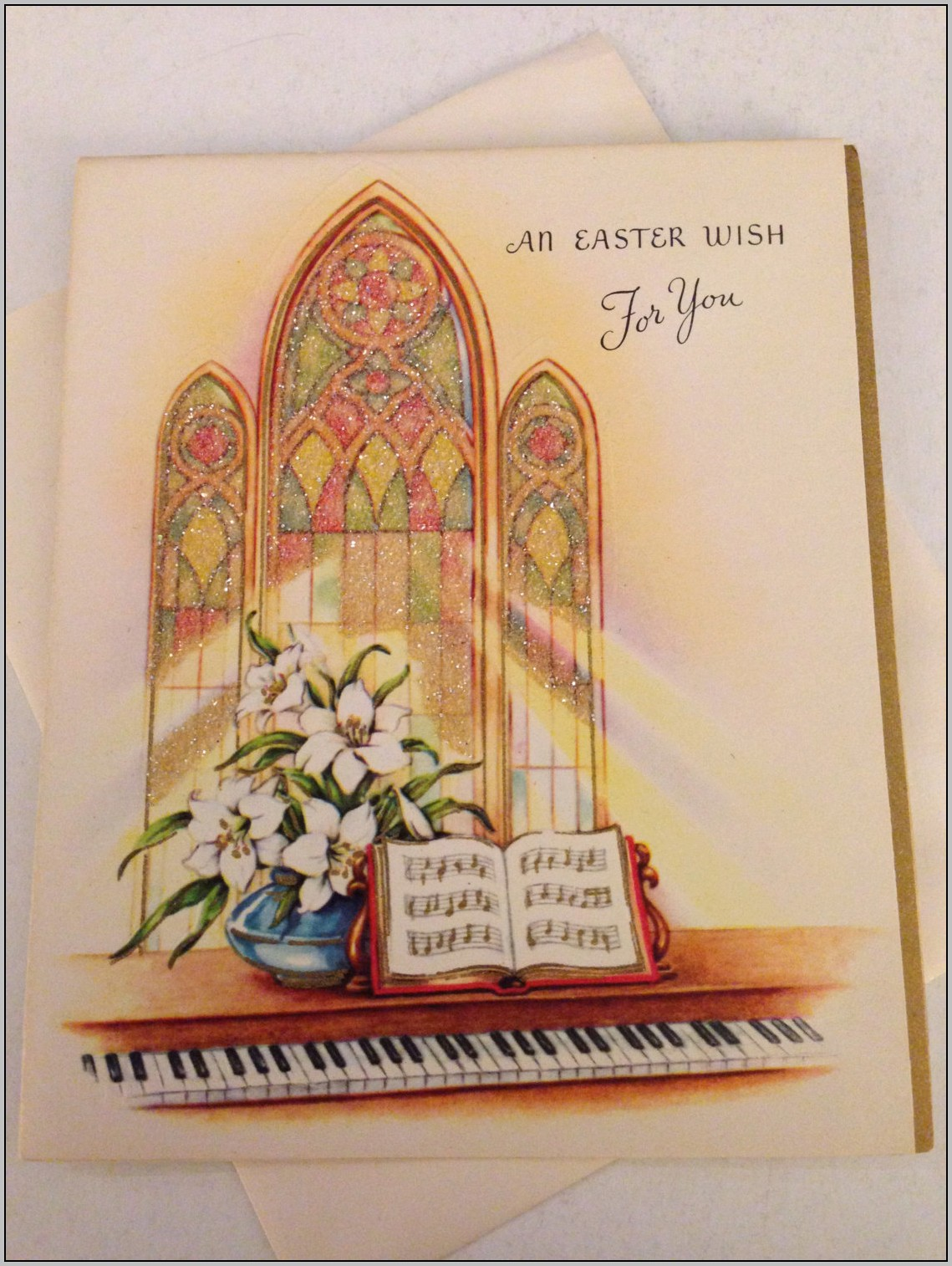 Church Easter Invite Cards