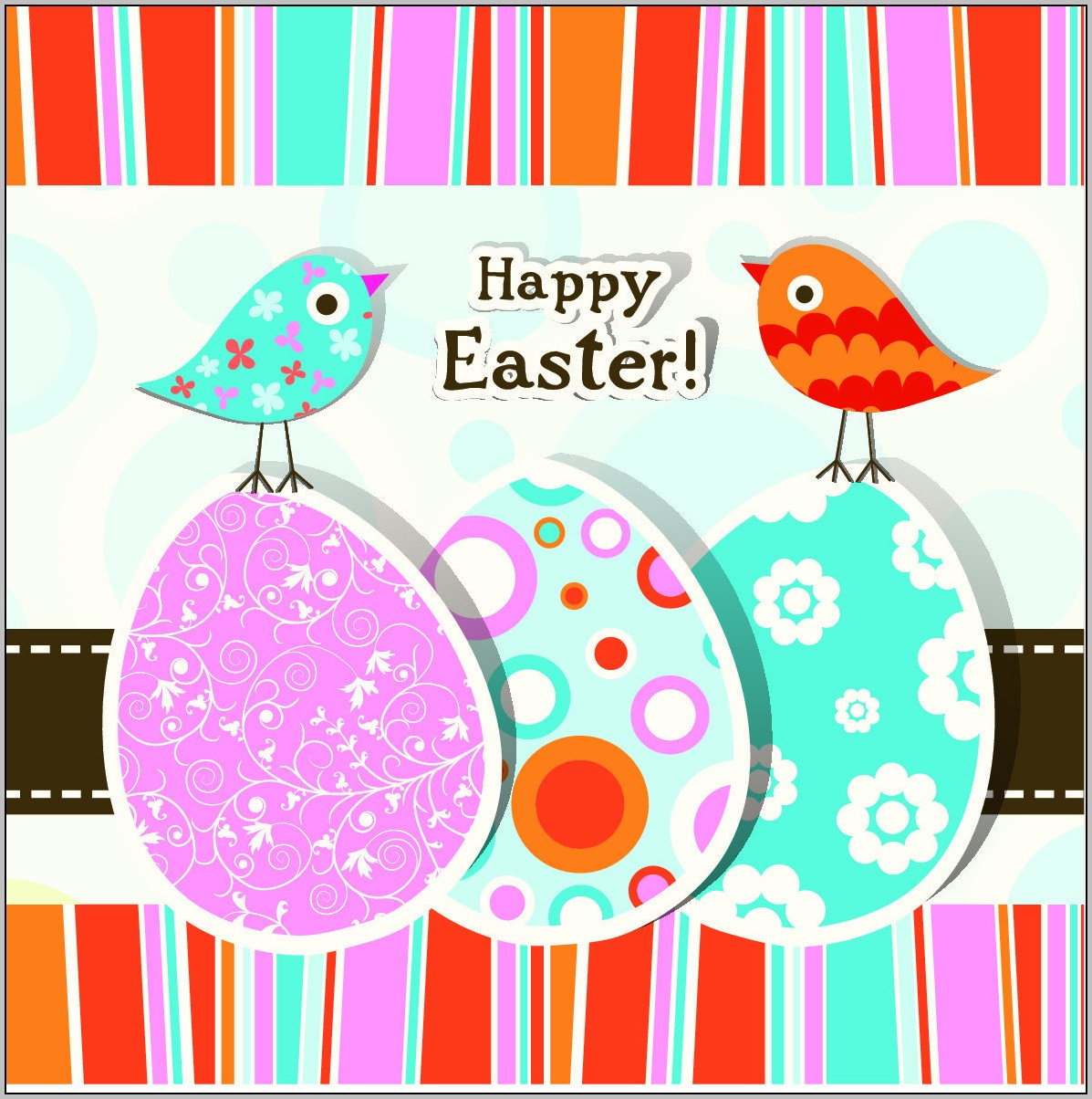 Cute Printable Easter Cards