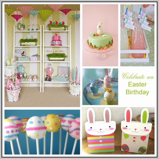 Easter Birthday Images