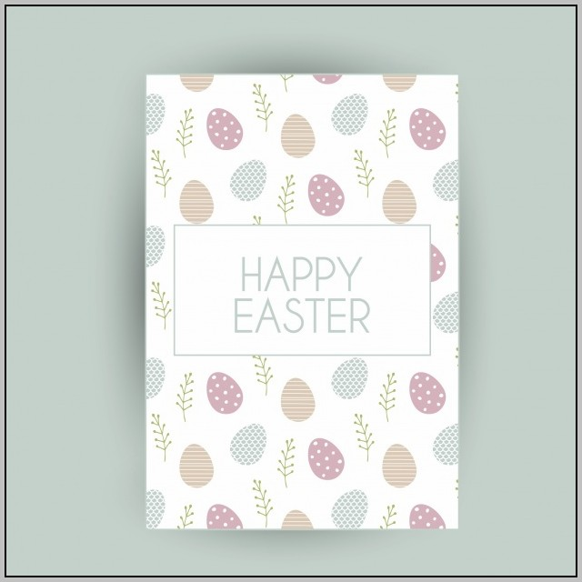Easter Card Designs Free
