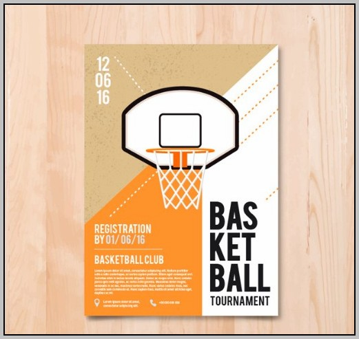 Basketball Flyer Ideas