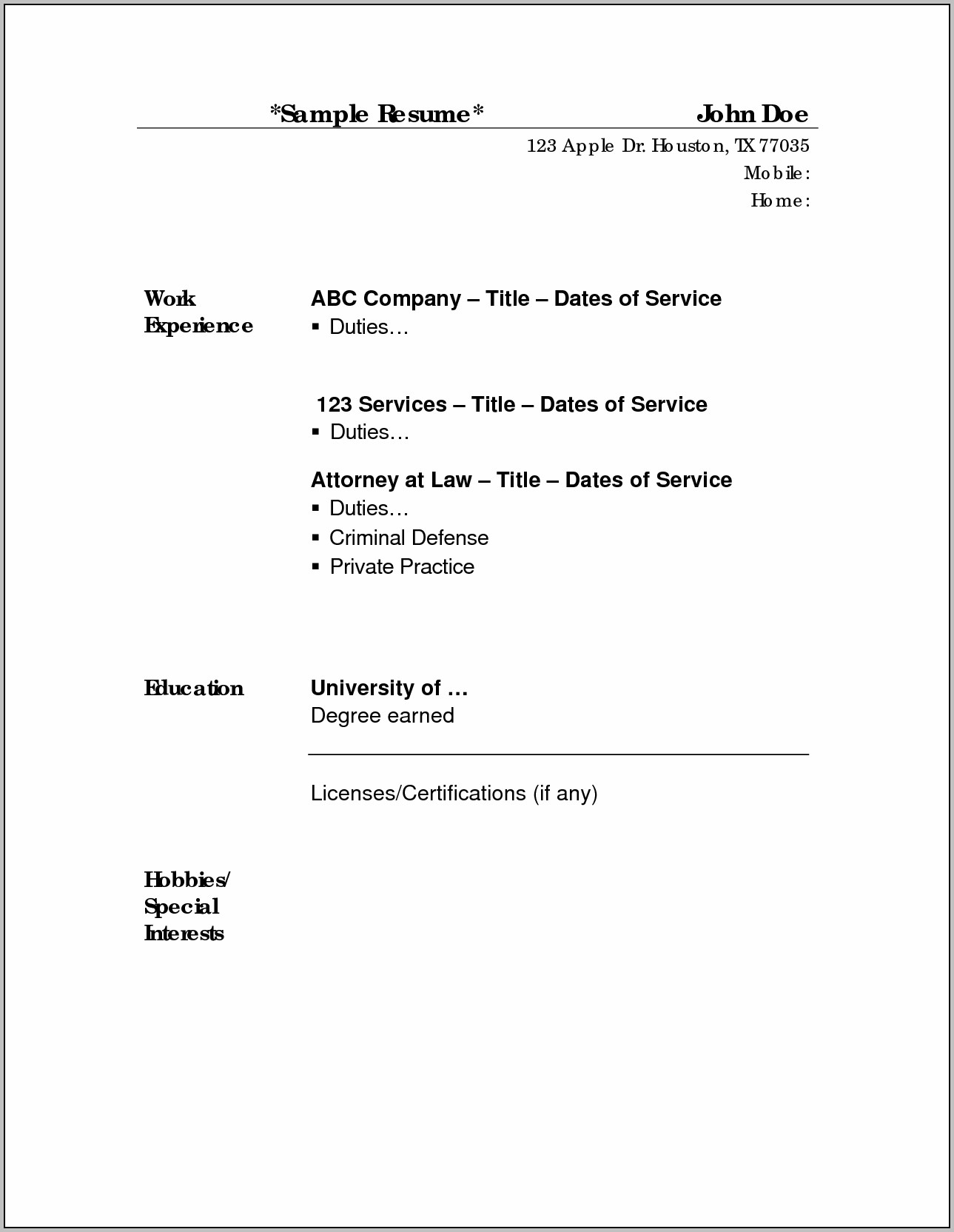 Apple Resume Template Resume Planner And Letter Template Throughout Free Resume Templates For Mac
