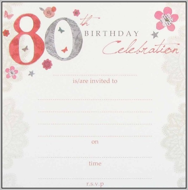 Create Party Invitations Free