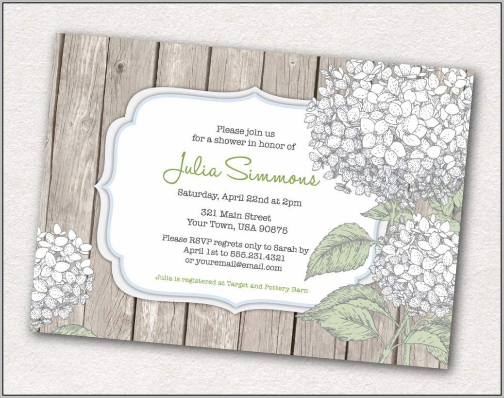 Design An Invitation To Print Free