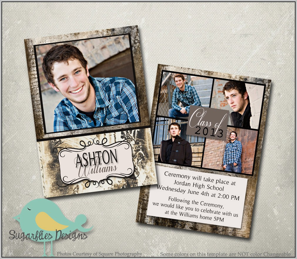 Design Your Own Graduation Invitations Online Free