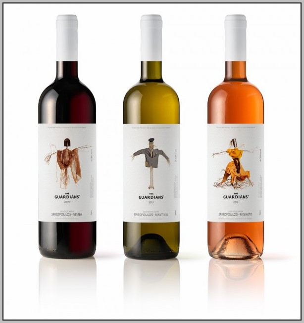 Best Wine Label Design