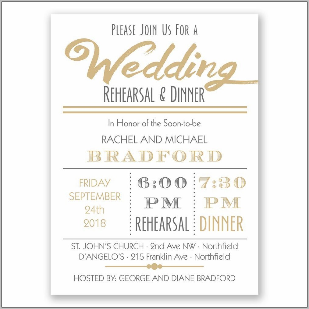Banquet Invitation Wording Ideas