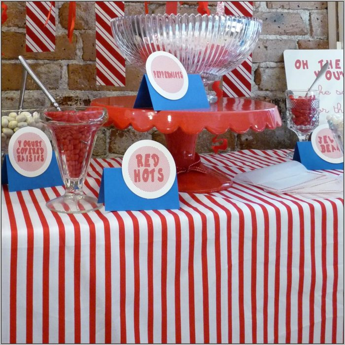 Cat And The Hat Baby Shower