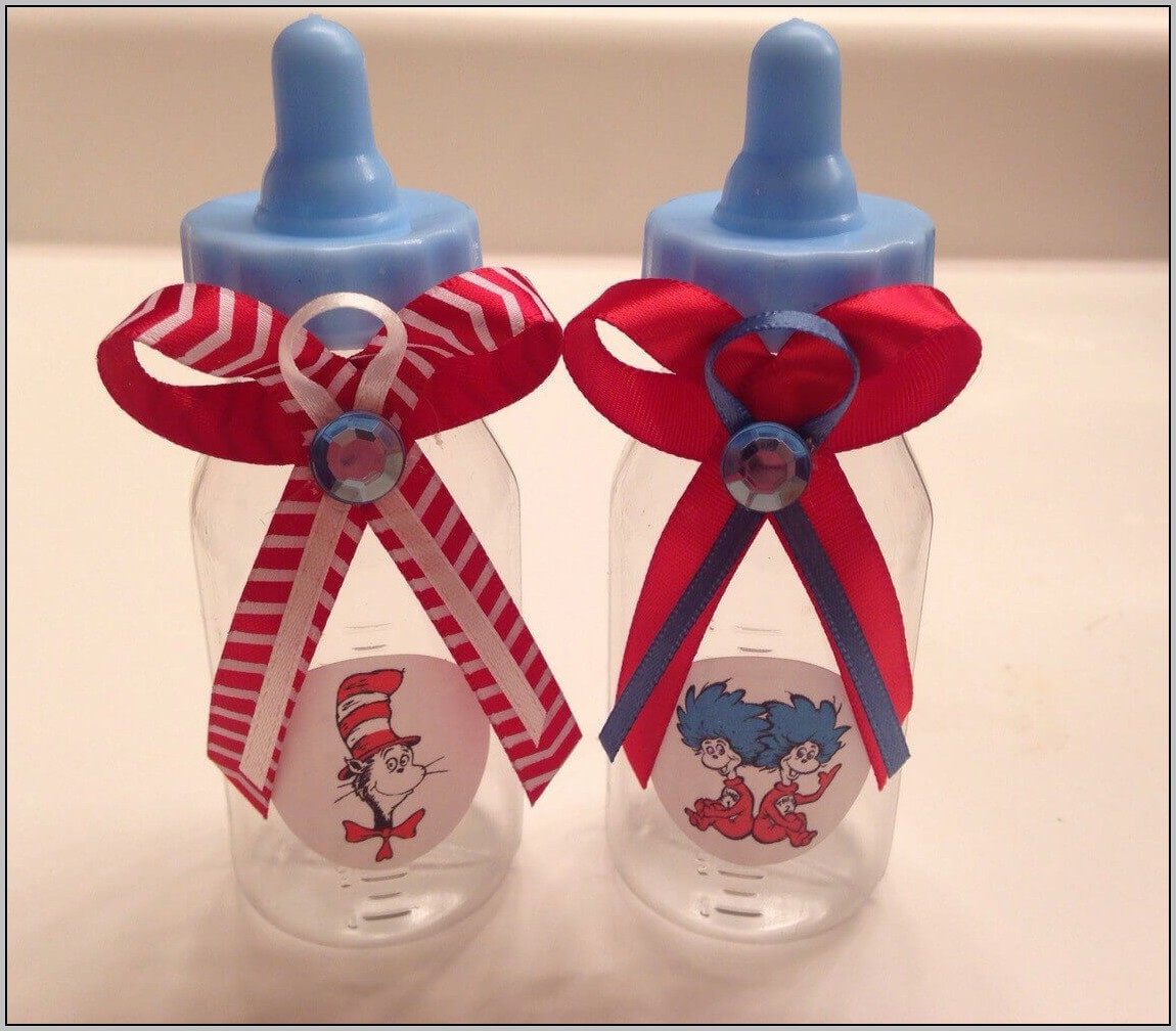 Cat In The Hat Baby Shower Theme Ideas