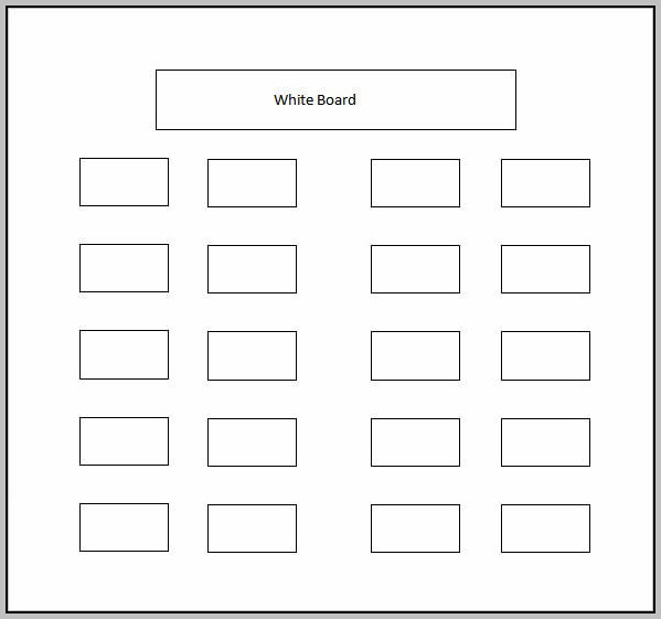 Create Seating Chart Online