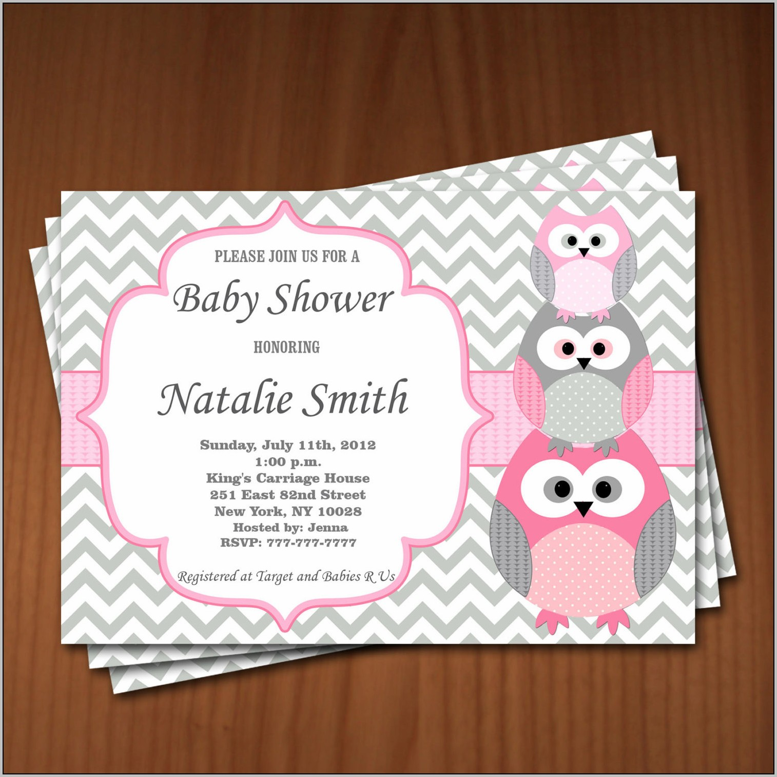 Affordable Baby Shower Invitations