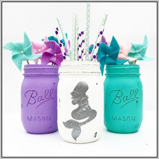 Ariel The Little Mermaid Baby Shower