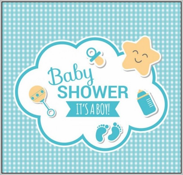 Baby Shower Cards Free
