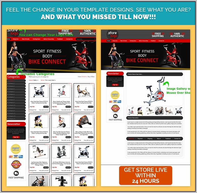 Ebay Auction Templates Free Download