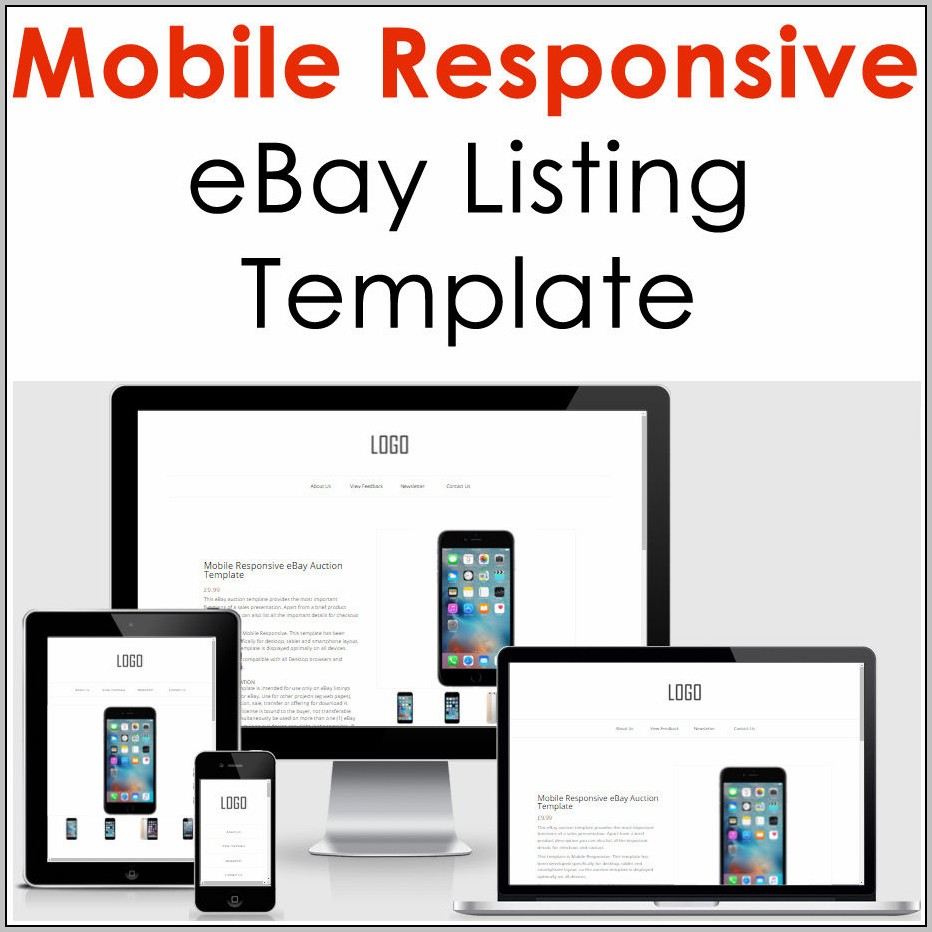 Ebay Listing Template Rules