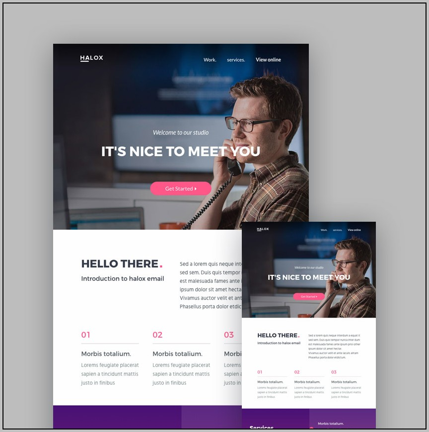 Mailchimp Responsive Email Templates Github