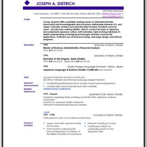 Resume Format Software Free Download