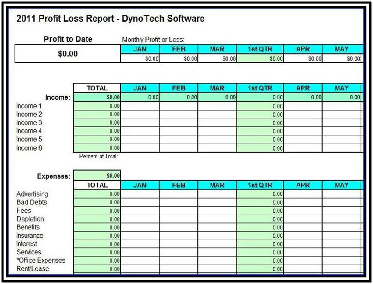 Expense Tracking Template Small Business