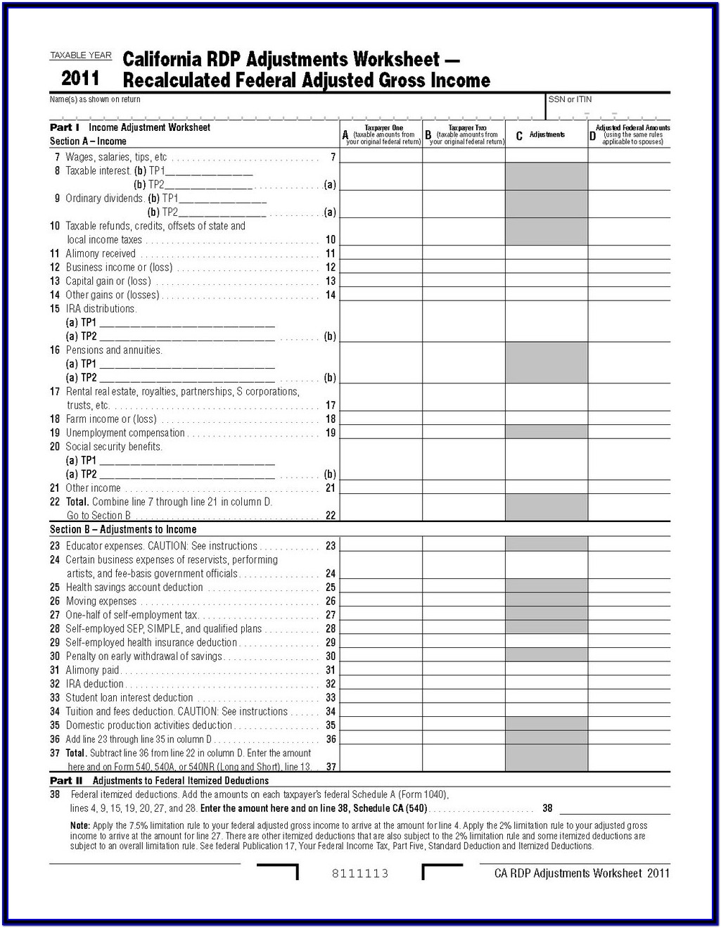 Monthly Retirement Planning Worksheet Chapter 8 Answers