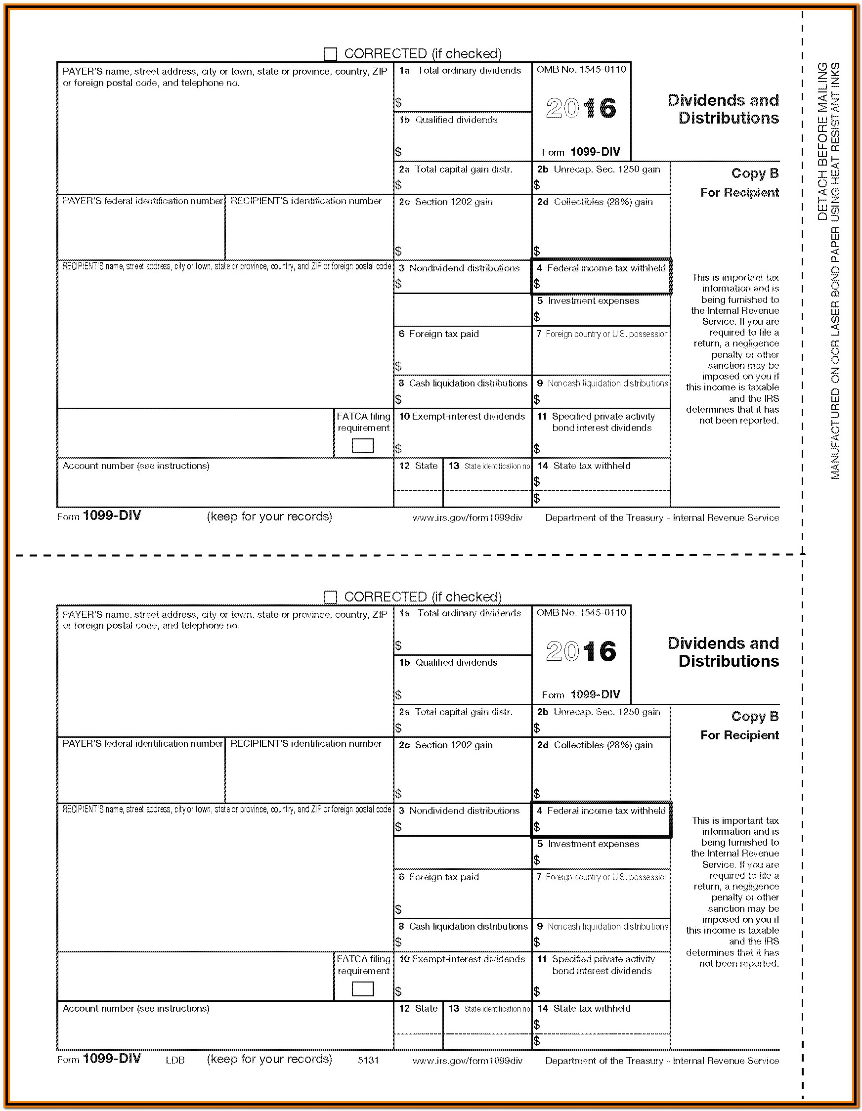 Irs Form 1099 For 2017
