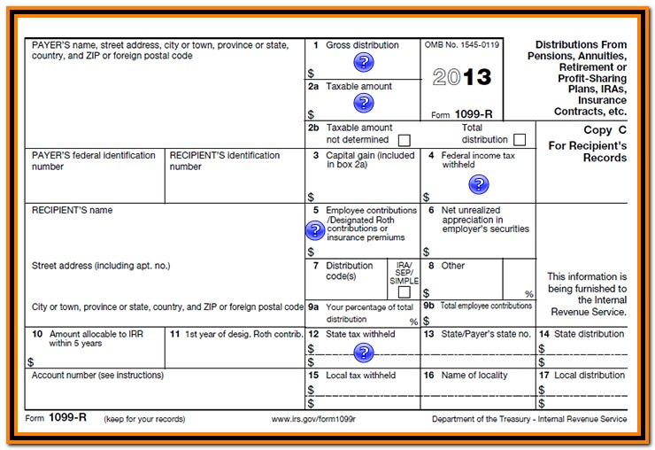 Us Irs Form 1099