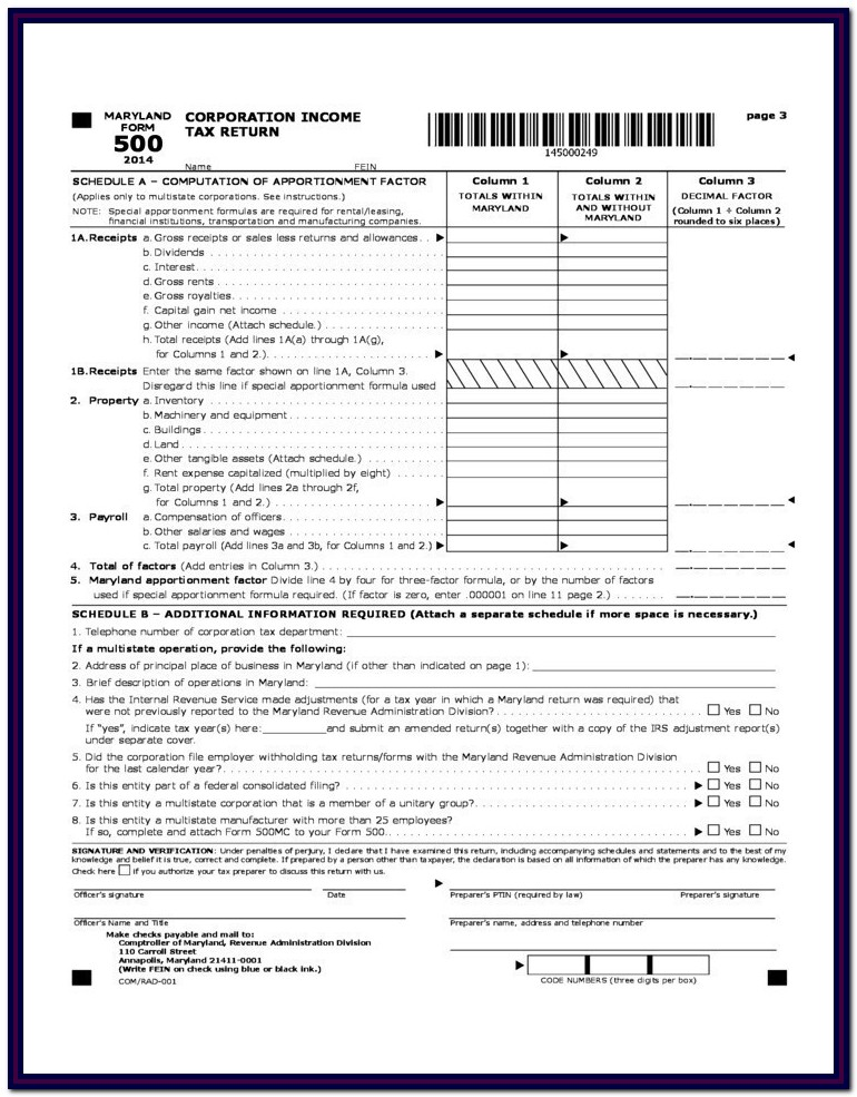 Ez Tax Form 2016