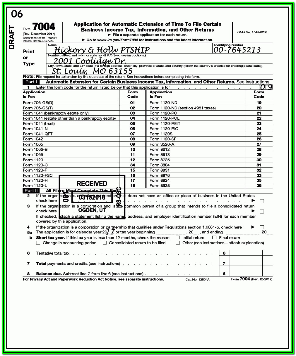 2290 Form Online New Schedule D Tax Worksheet Instructions Thejquery With Regard To 2290 Form 2017