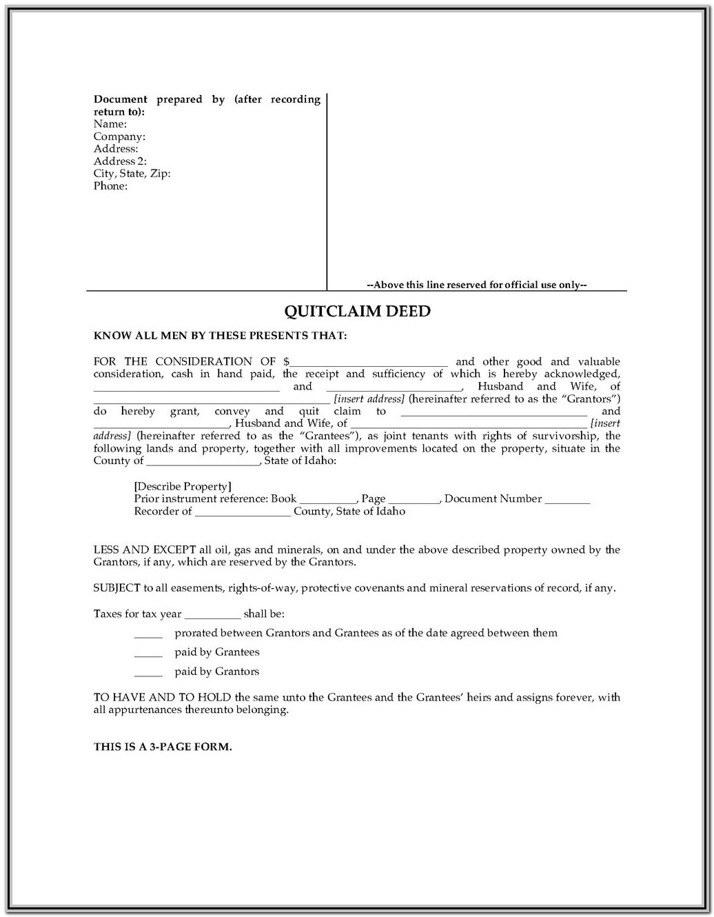 Michigan Llc Forms Pdf