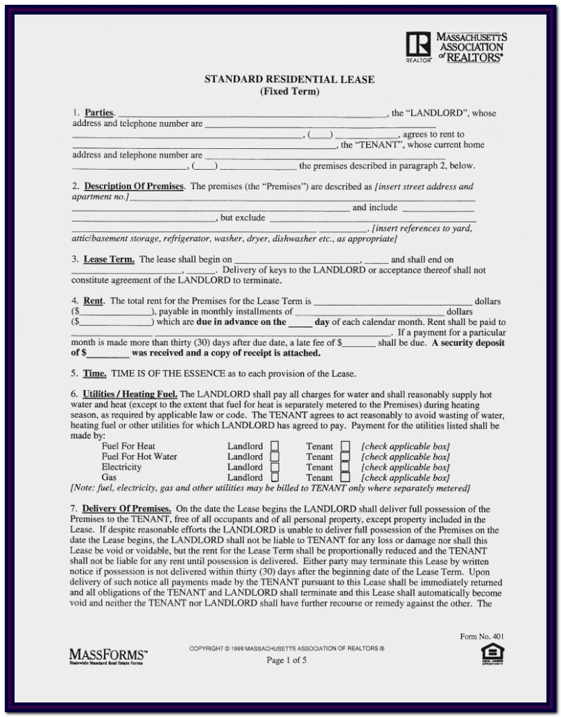 Ssi Application Form Massachusetts