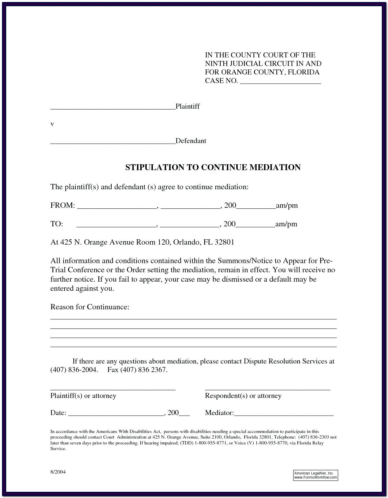 Texas Divorce Forms With Real Property