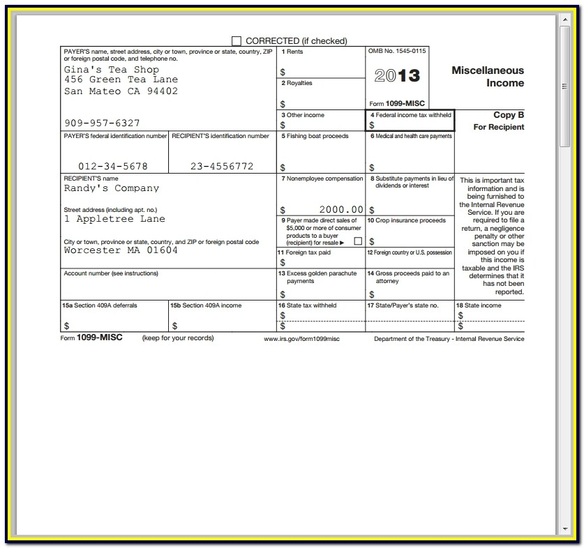 Irs 1099 Form Download Fxup Regarding 1099 Form Download