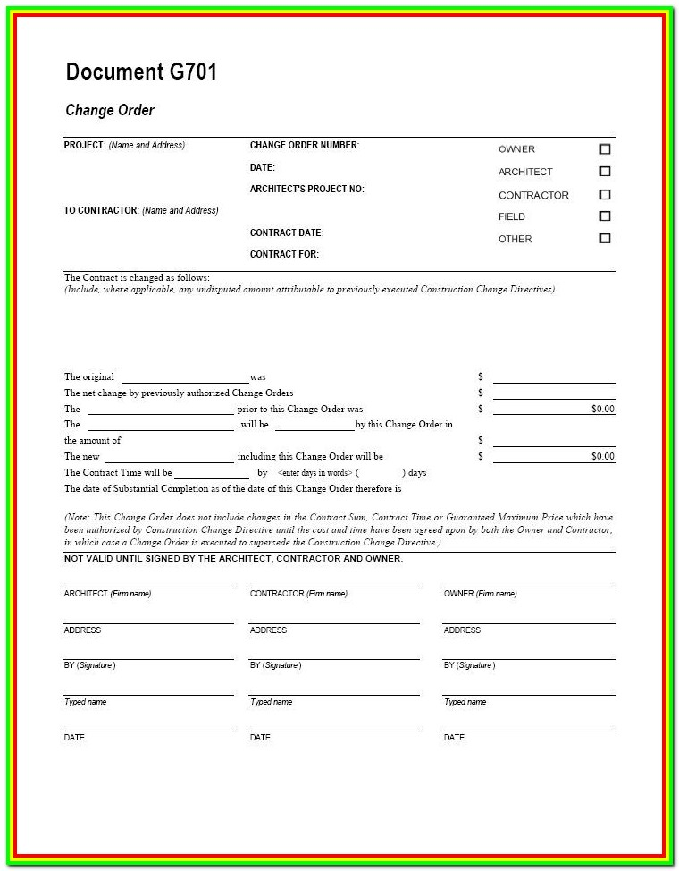 Aia Billing Form Free Download